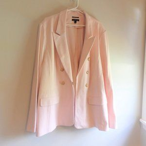 Lane Bryant | Pink Blazer | Size 28